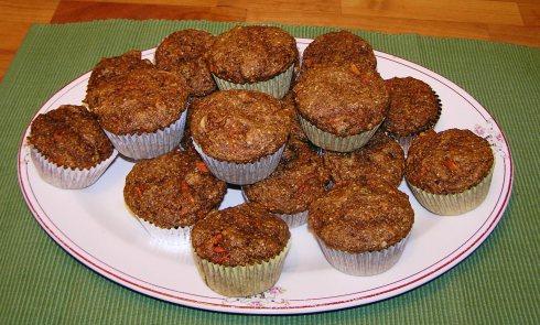 Health Bomb Muffins