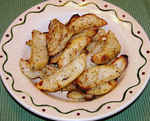 Bowl O' Ranch Fries