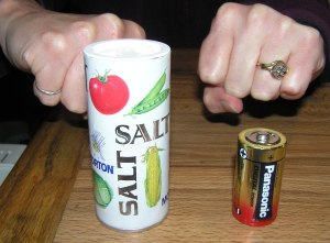 A Salt and Battery