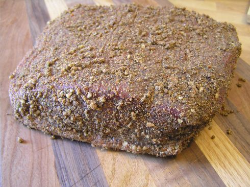 Texas Beef Brisket Rub