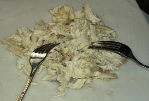 Shredding the Chicken