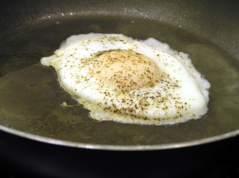 A Froached Egg