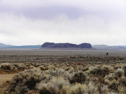 Fort Rock, Oregon, Our Destination