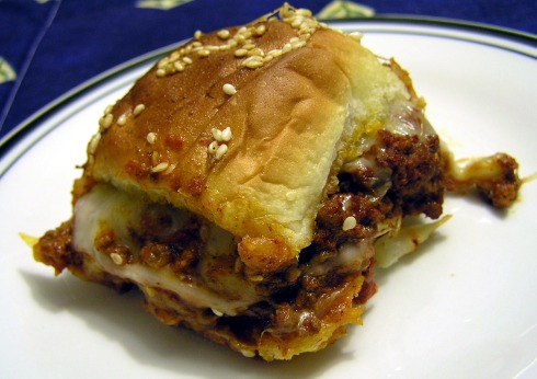 Sloppy Joes Slider
