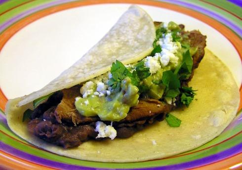 Paul's Not-Street Tacos