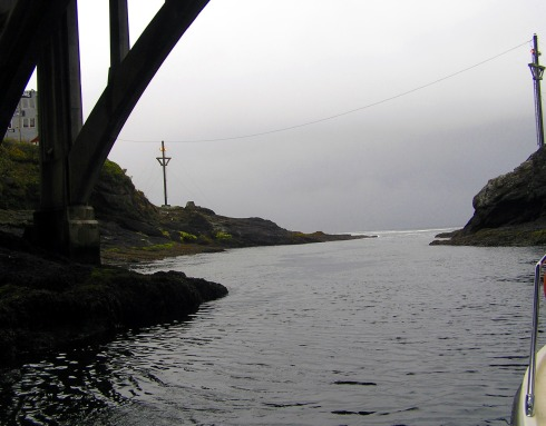 Out to Sea from Depoe Bay