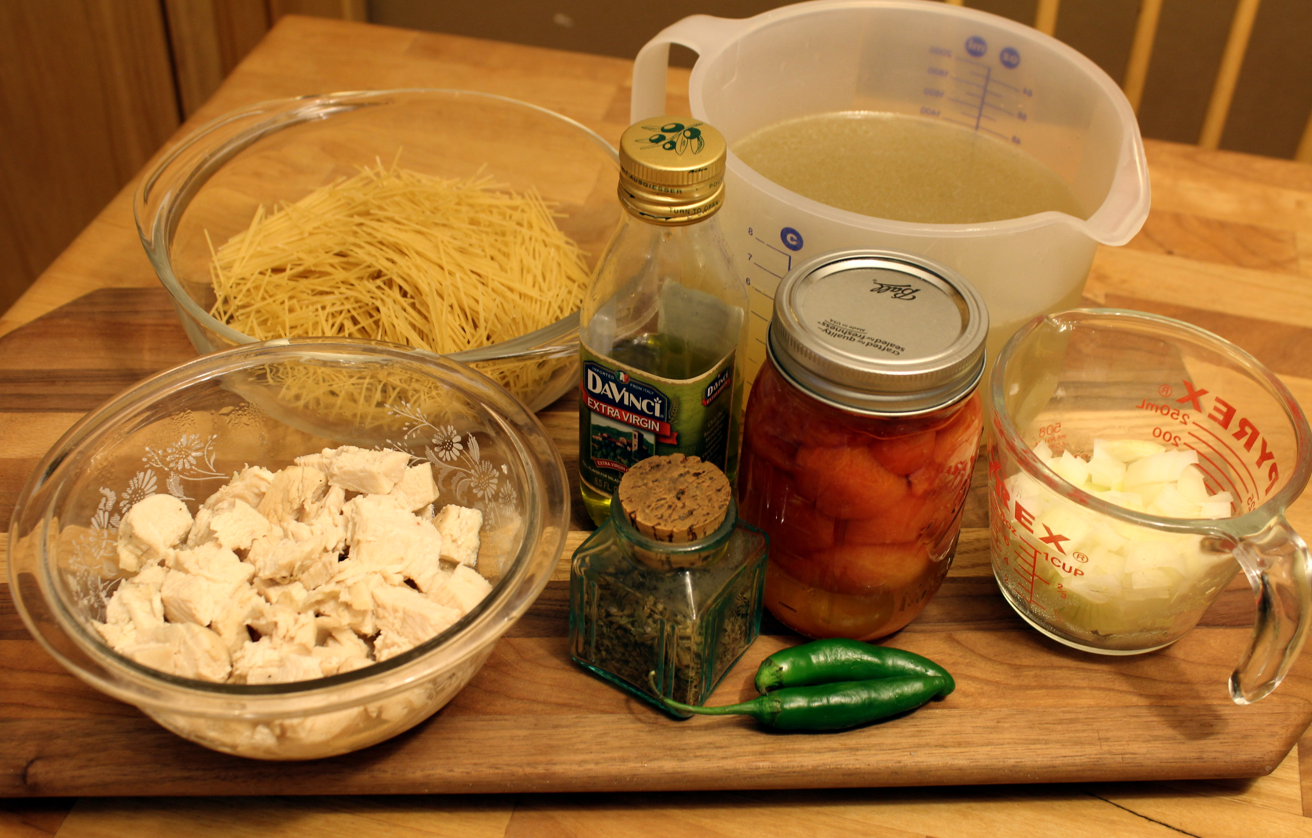 how to make mexican fideo soup