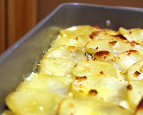 Potato Moussaka