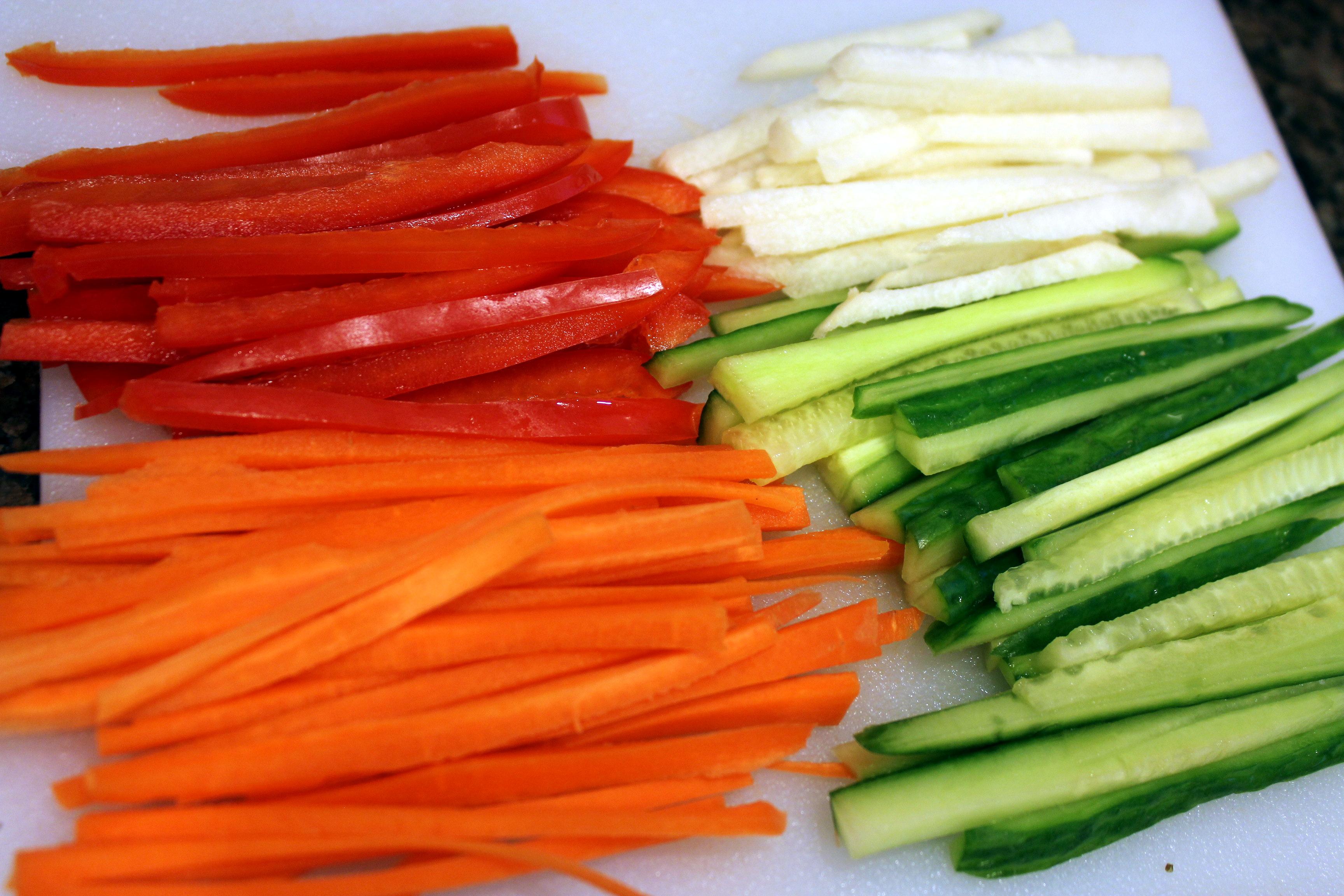 Afbeeldingsresultaten voor groenten julienne