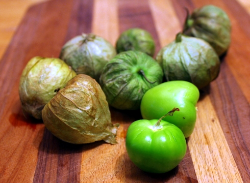 Tomatillos for Soup