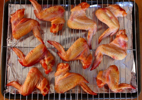 Cured Chicken Wings