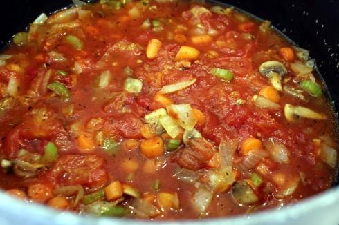 Italian Vegetable Soup Base