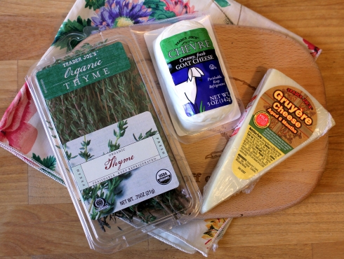 Thyme and Cheeses