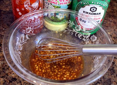 Spicy Chicken Marinade