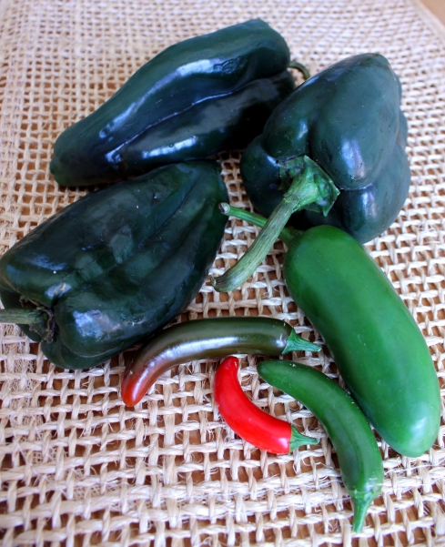 Serranos and Peppers