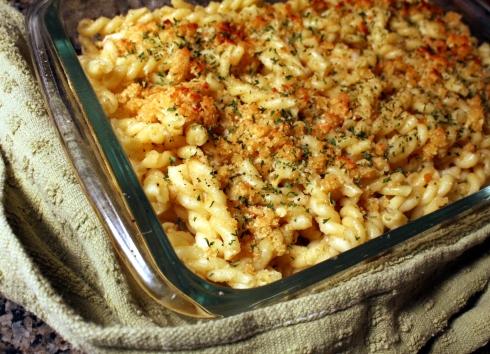 Oktoberfest Brown Butter Noodles