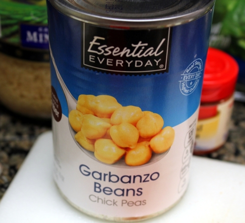 The Elusive Garbanzo Beans