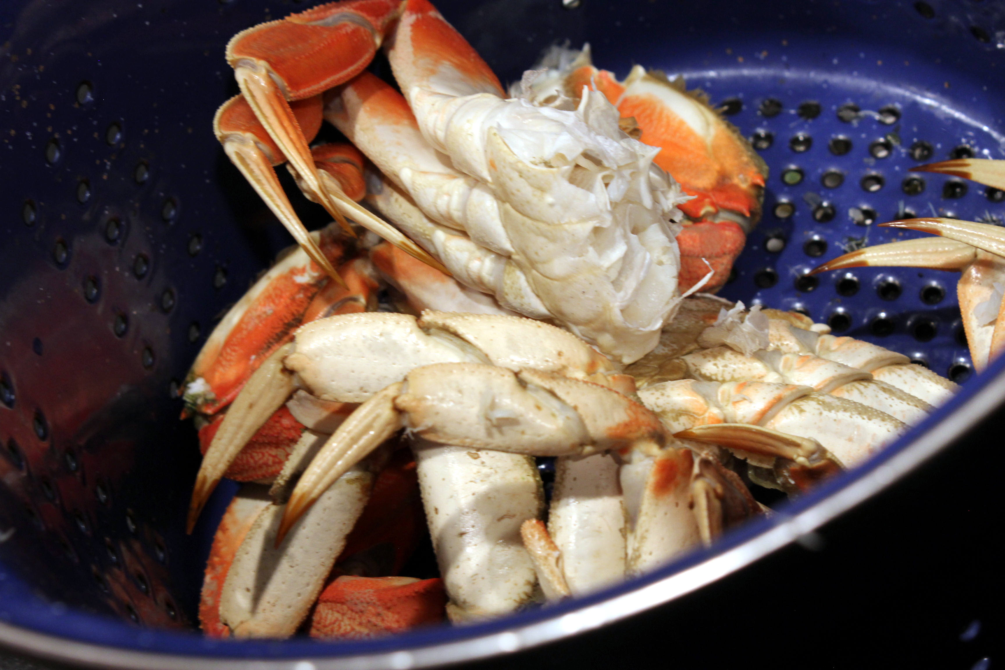 Cooked Crab Meat