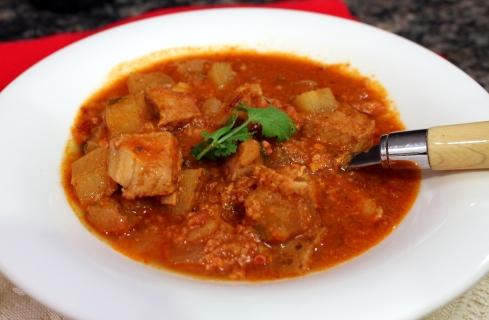 Chorizo-Based Carne Guisada