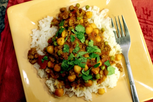 Keema  ~ A Taste of India
