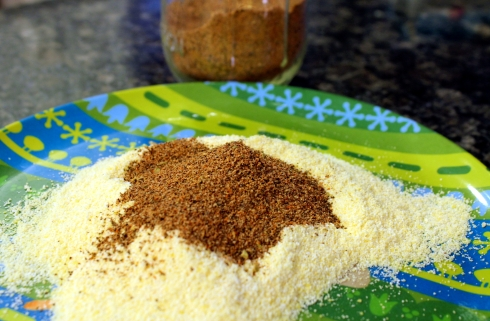 Cornmeal and Taco Mix