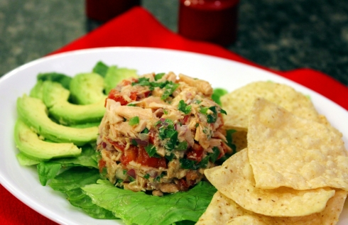 Spicy Canned Tuna Ceviche