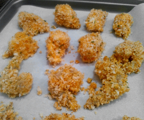 Baked Fish and Shrimp Poppers1