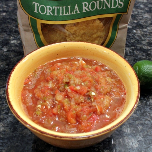 Hatch Chile Fire-Roasted Salsa