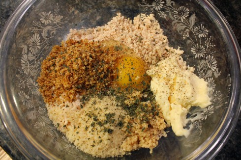 Croquette Ingredients