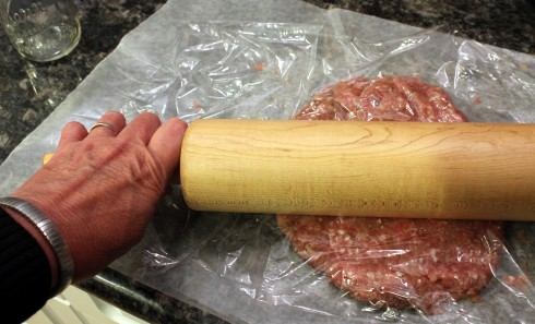 Rolling the Sausage