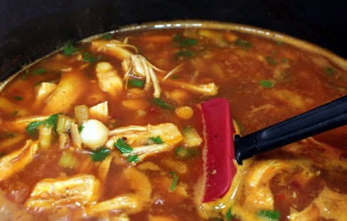 Posole Ready to Simmer and Cover