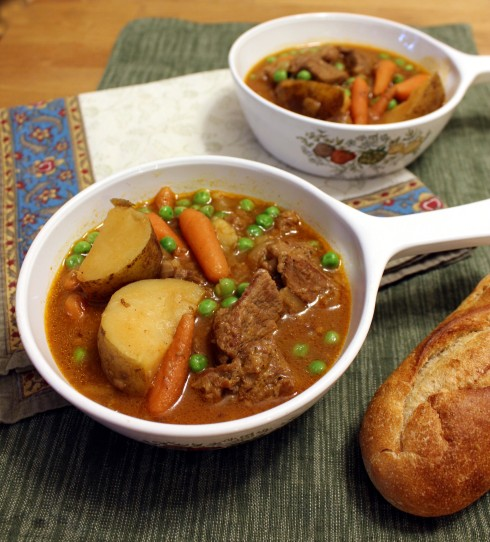 Bloody Mary Beef Stew