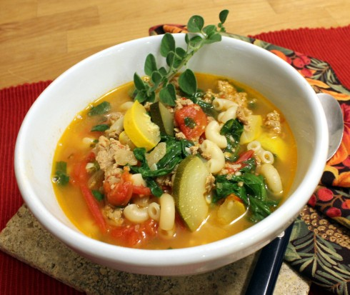 Garden Dump Soup