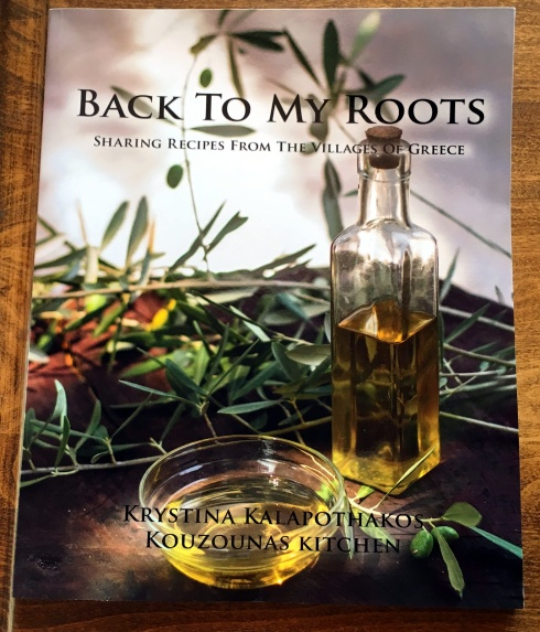 Back to My Roots Cookbook