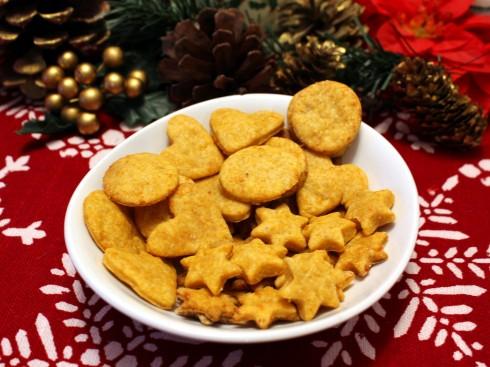 Holiday Cheese Bites