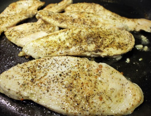 Browned Chicken
