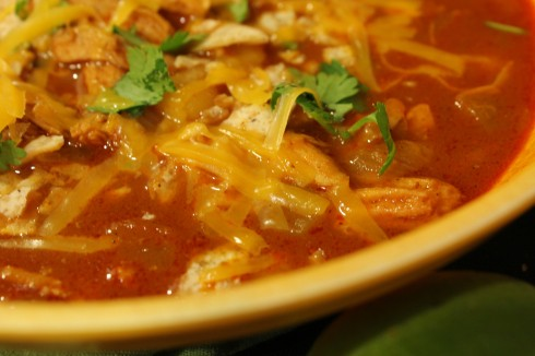 Quick and Easy Posole