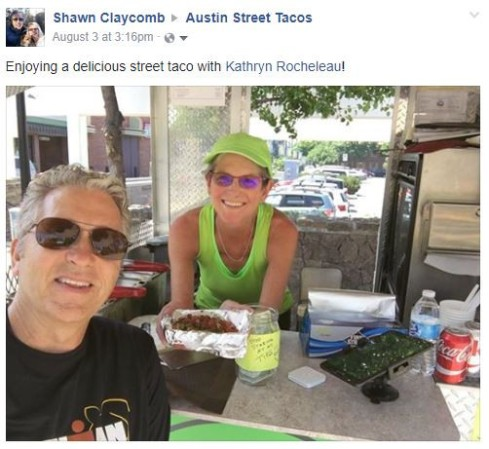 Austin Street Tacos Happy Customer