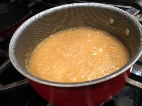 Applesauce Brandy Filling